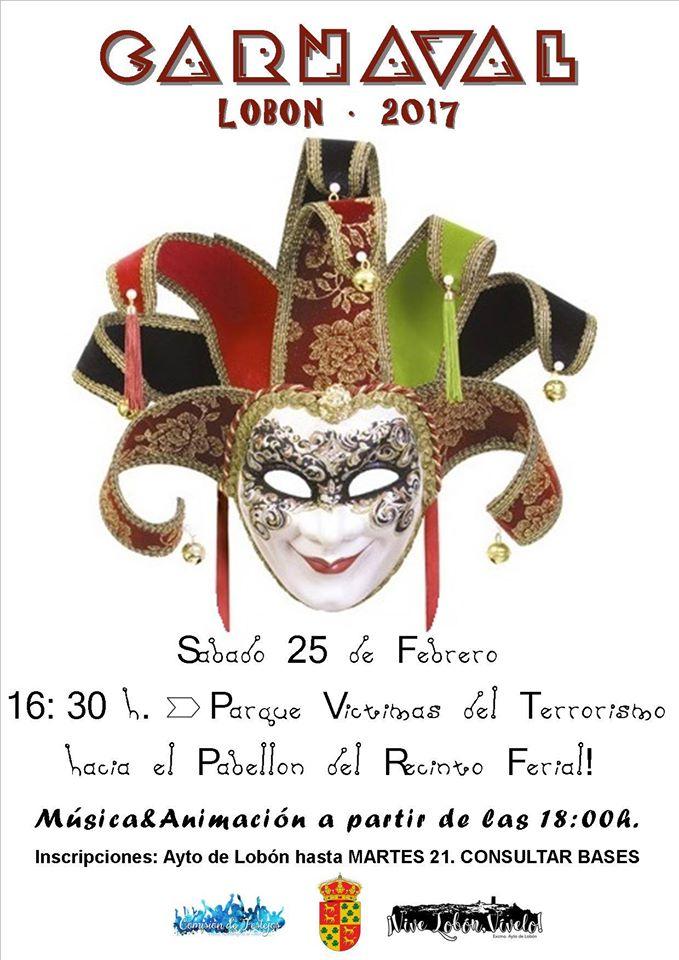 Carnaval 2017 - Lobón