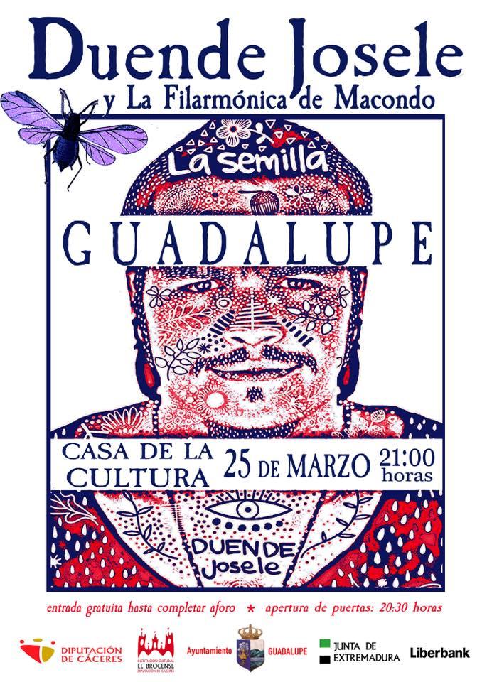 Concierto del Duende Josele 2017 - Guadalupe