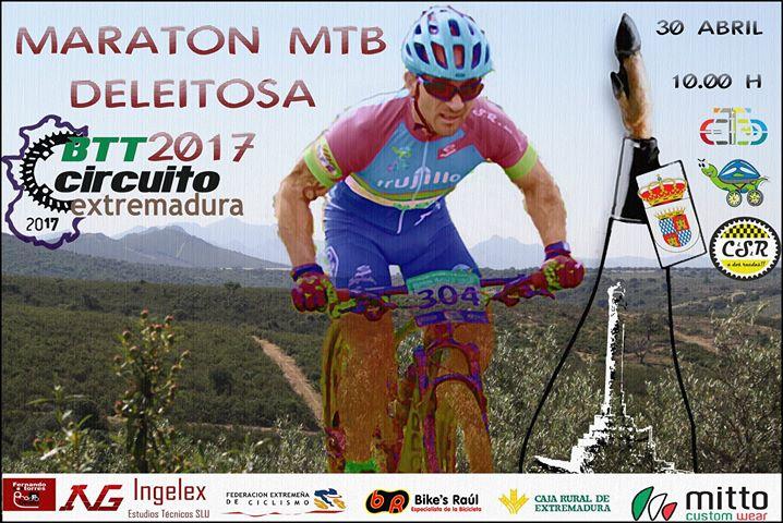 Maratón MTB 2017 - Deleitosa