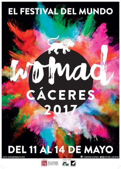 WOMAD 2017 - Cáceres