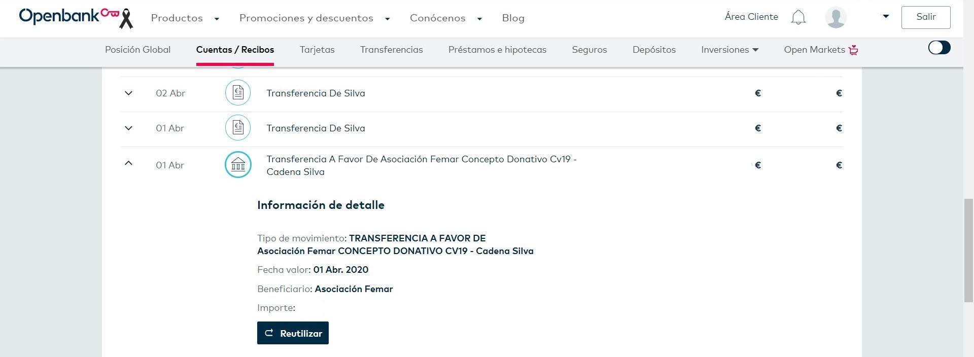 Cadena Silva ayudó económicamente a la residencia de Logrosán (Cáceres) 2020 7