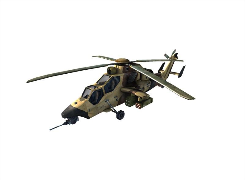 Helicóptero Half Life