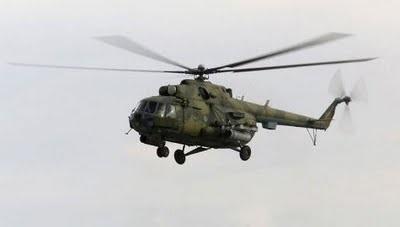Helicóptero enemigo 2