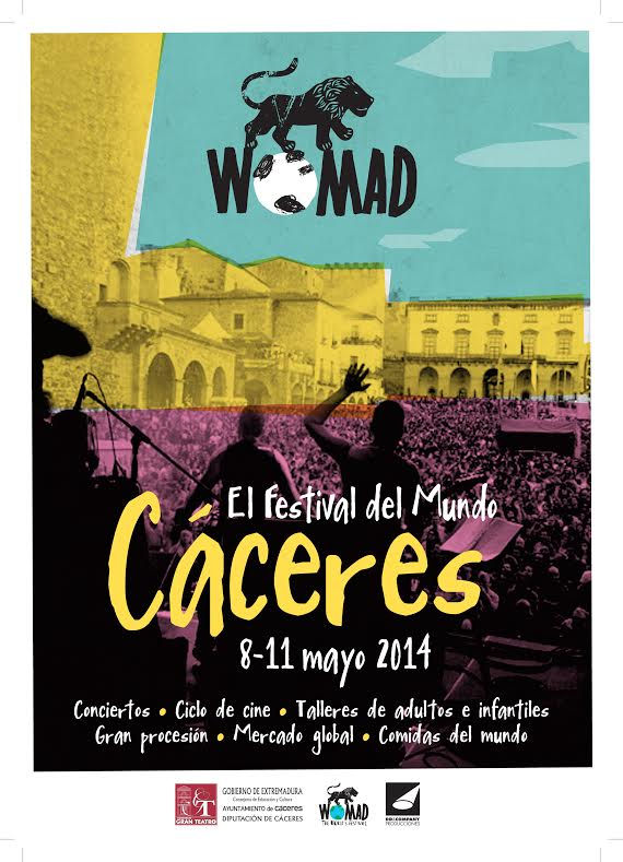 WOMAD 2014 - Cáceres 1