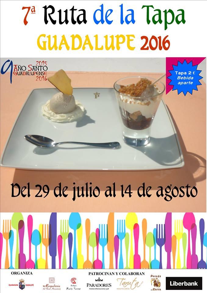 VII Ruta de la tapa - Guadalupe (Cáceres)