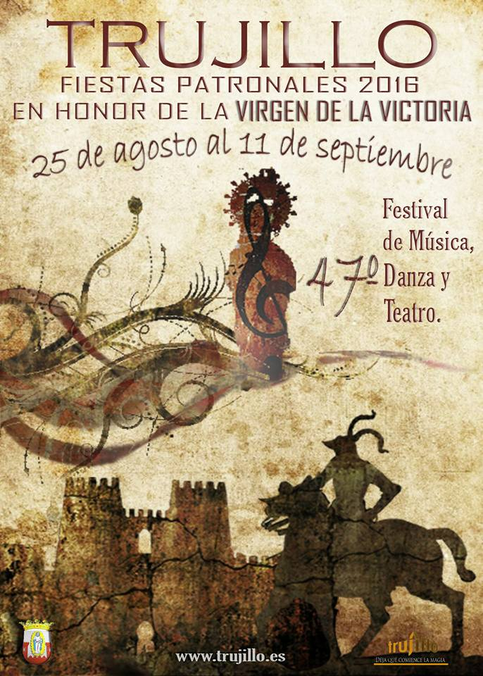 Fiestas patronales 2016 - Trujillo (Cáceres) 1