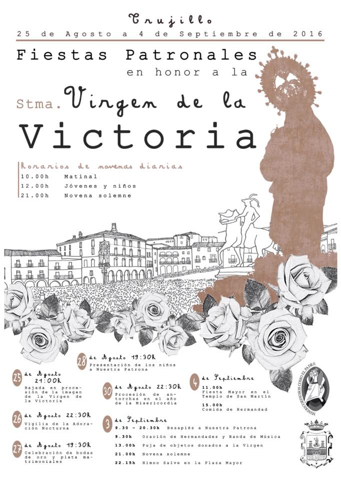 Fiestas patronales 2016 - Trujillo (Cáceres) 2