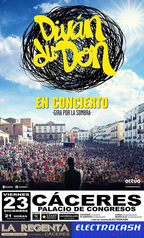 Concierto Diván du Don 2016 - Cáceres