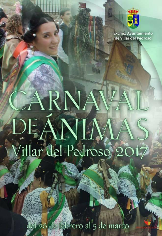 Carnaval 2017 - Villar del Pedroso