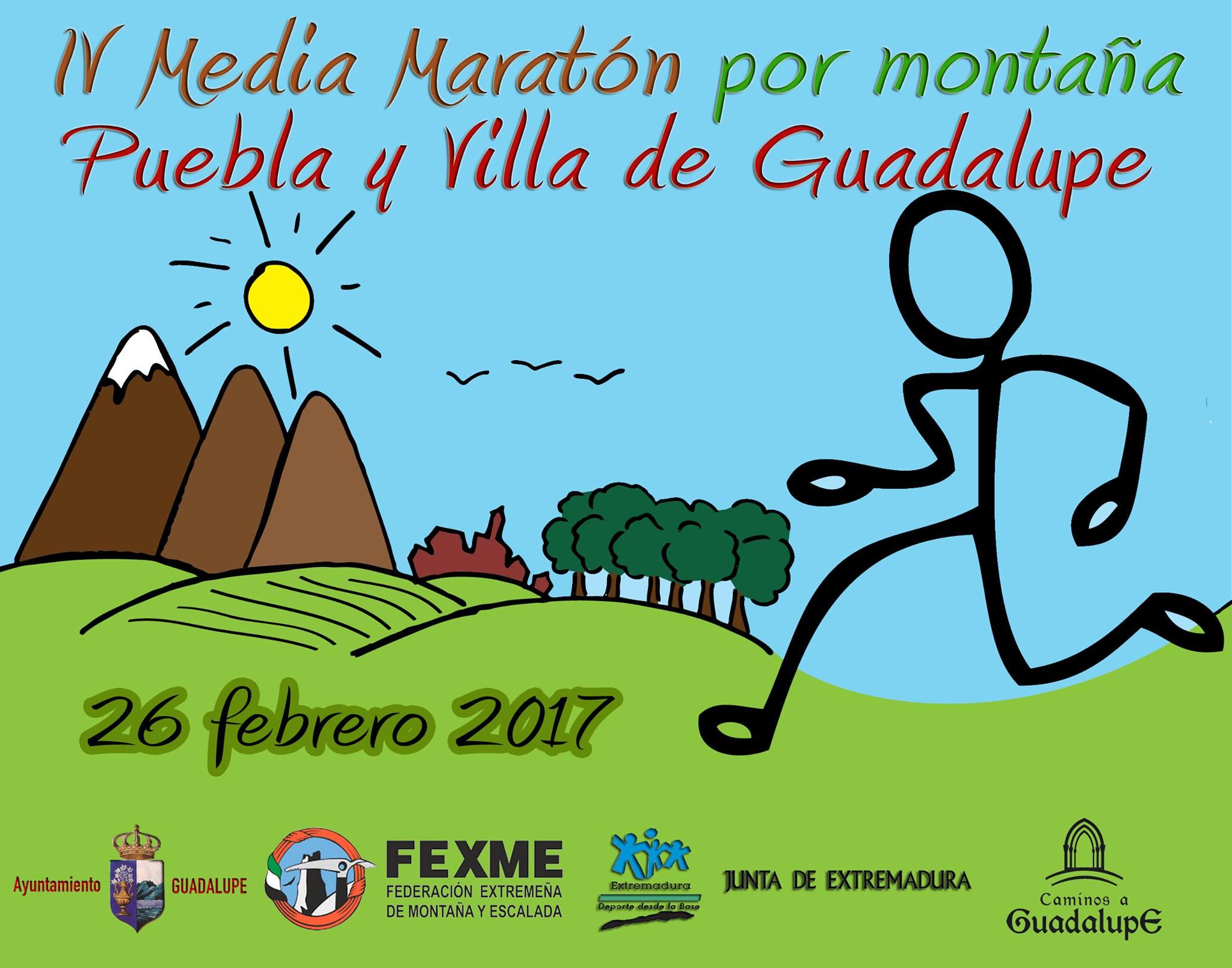 IV Media Maratón por Montaña - Guadalupe 1