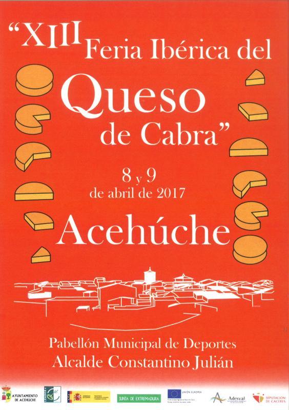 XIII Feria Ibérica del Queso de Cabra - Acehúche
