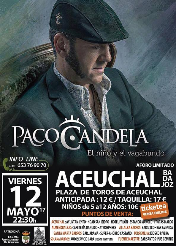 Paco Candela 2017 - Aceuchal
