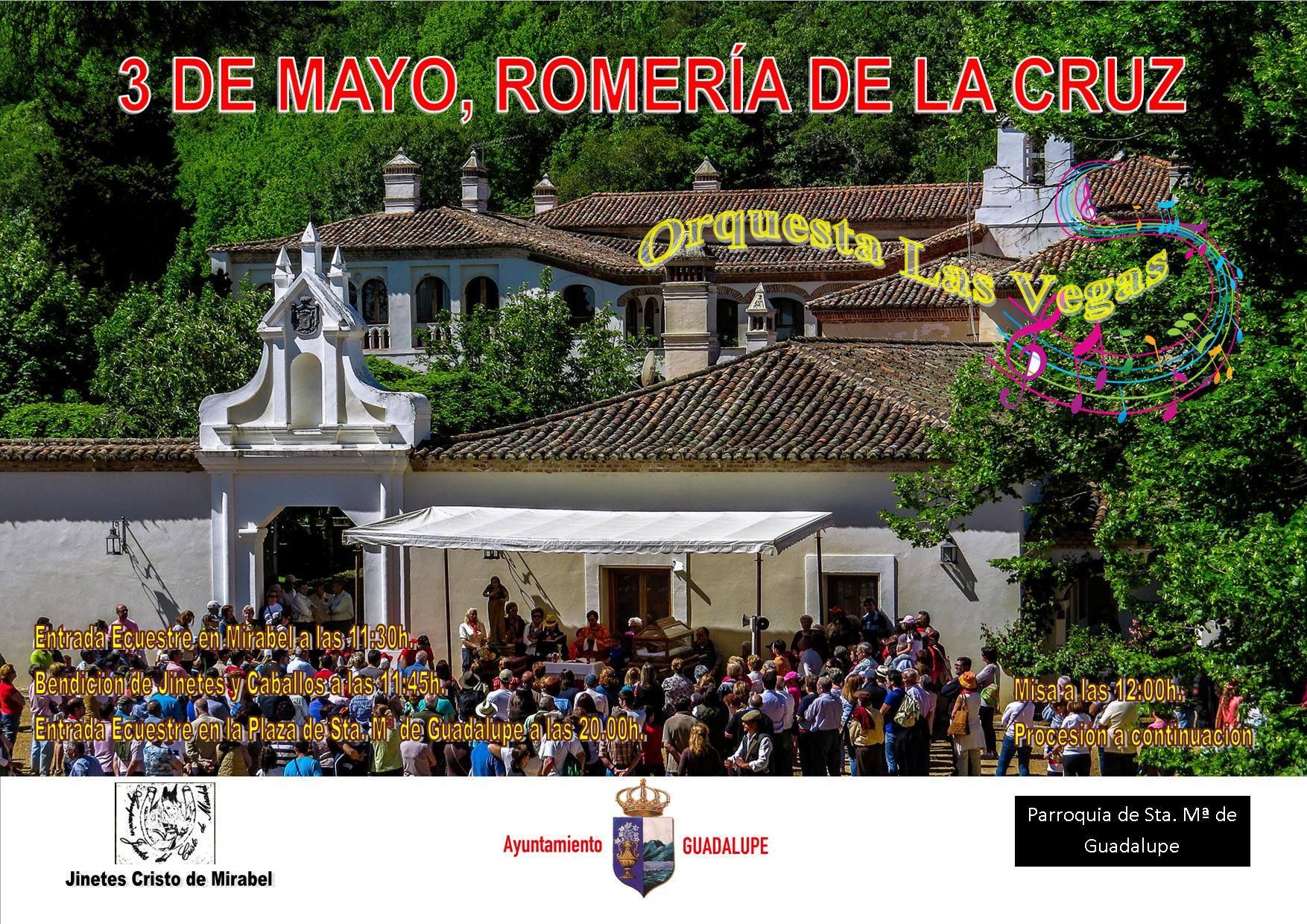 Romería de La Cruz 2017 - Guadalupe