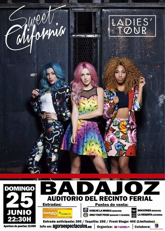 Sweet California 2017 - Badajoz
