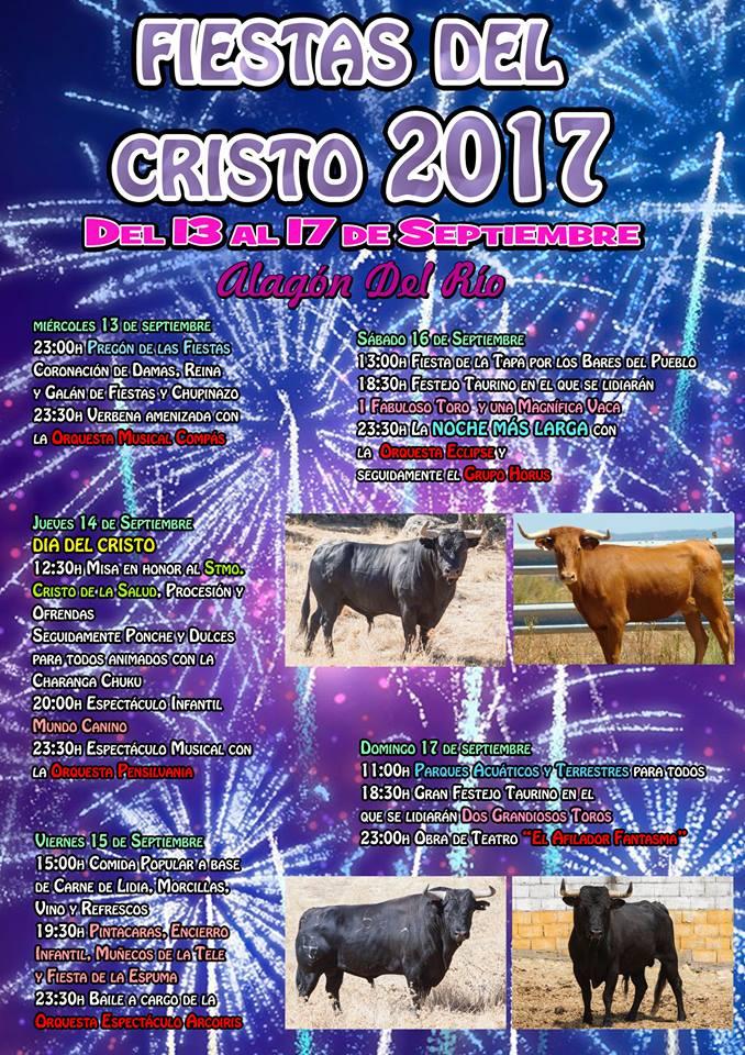 Fiestas del Cristo 2017 - Alagón del Río (Cáceres)