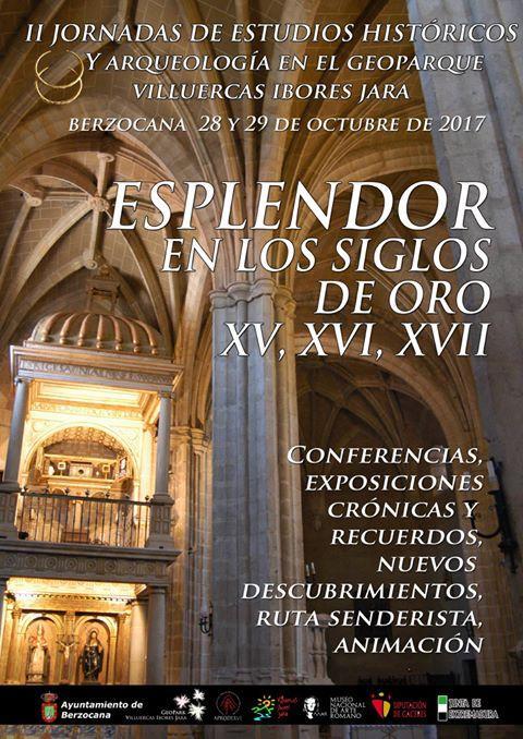 II Jornadas de Estudios Históricos y Arqueología en el Geoparque Villuercas Ibores Jara
