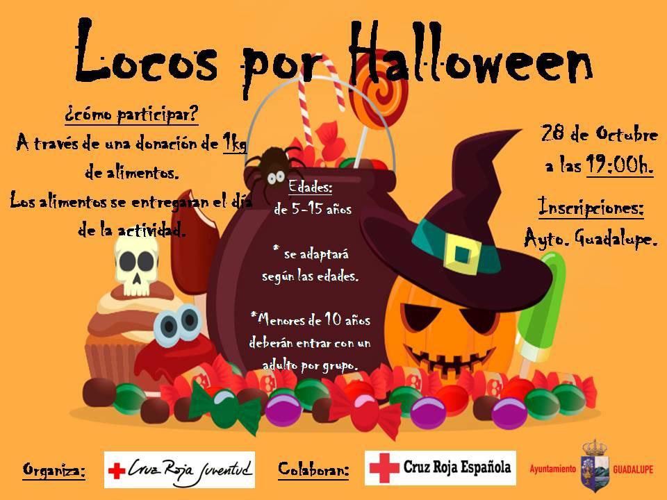 Locos por Halloween 2017 - Guadalupe (Cáceres)
