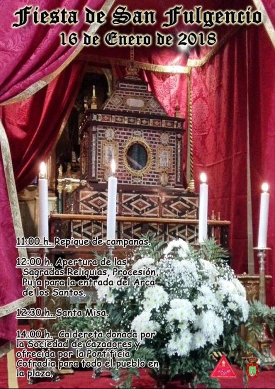 Fiesta de San Fulgencio 2018 - Berzocana