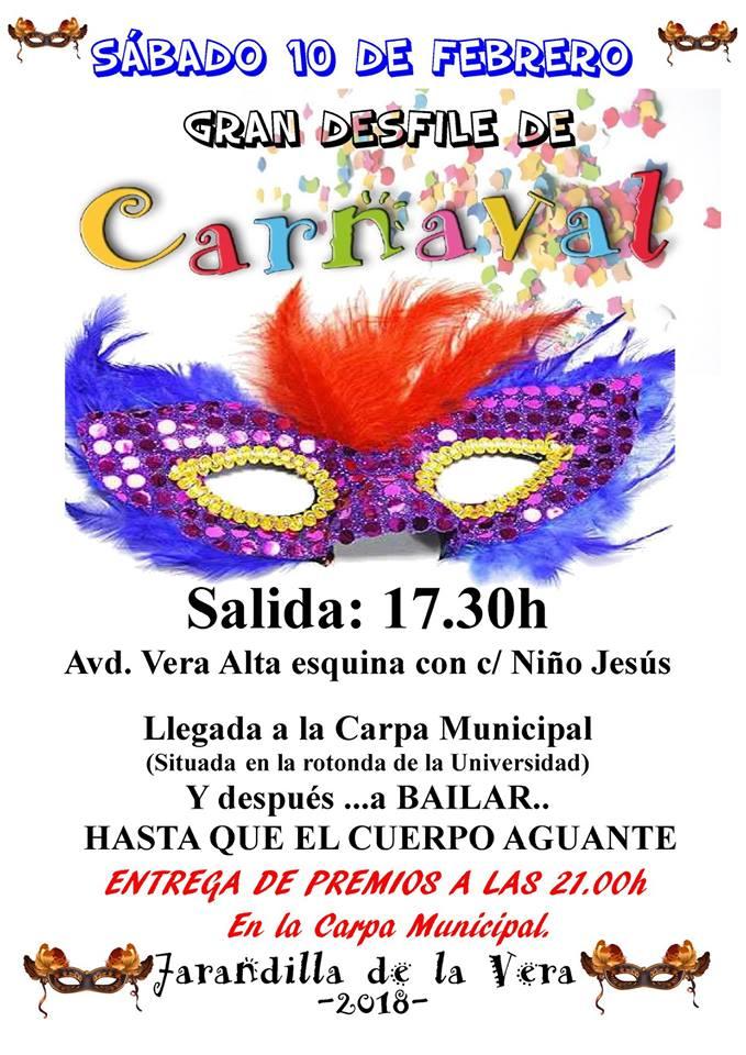 Carnaval 2018 - Jarandilla de la Vera