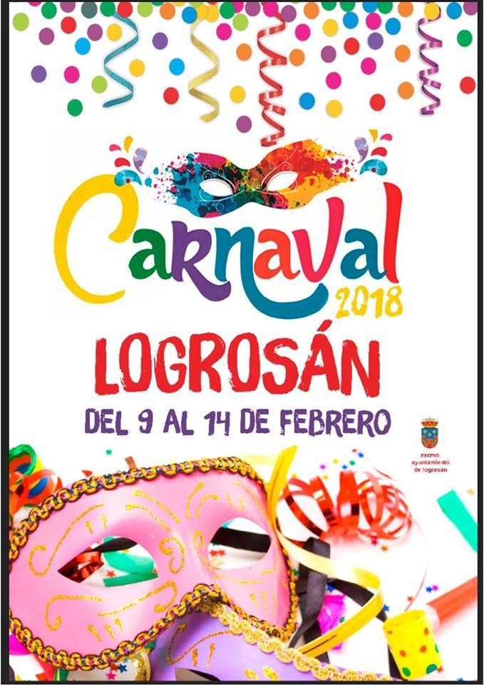 Carnaval 2018 - Logrosán (Cáceres) 1