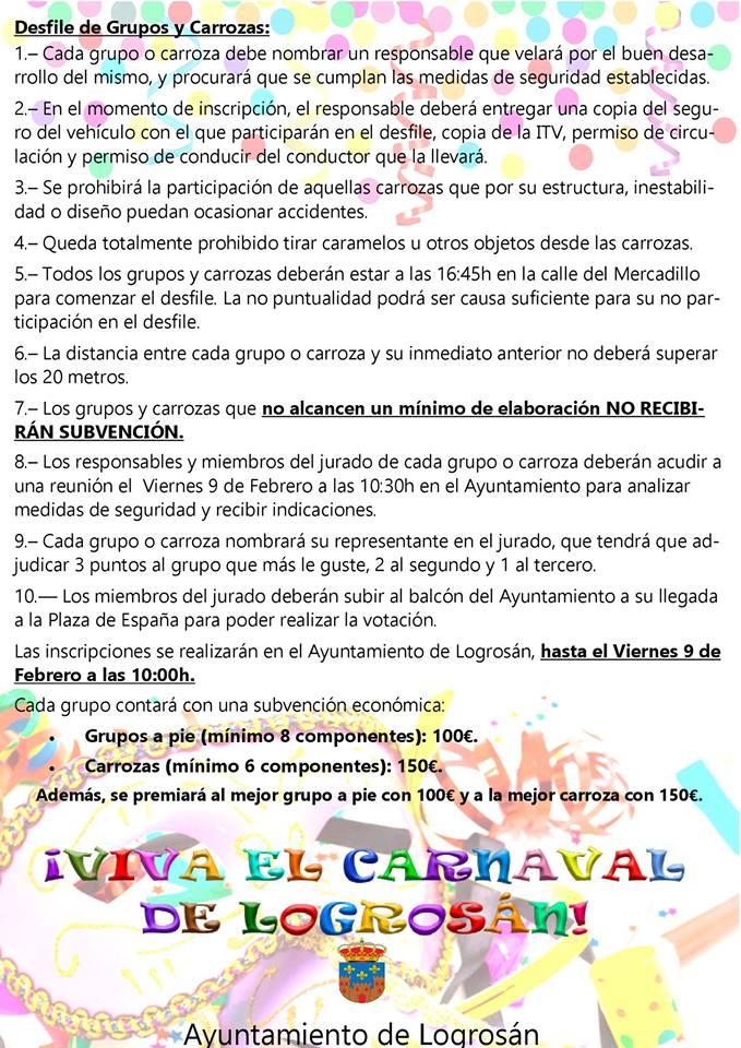 Carnaval 2018 - Logrosán (Cáceres) 4