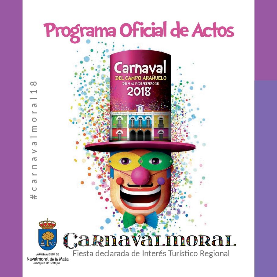 Carnaval del Campo Arañuelo 2018 1