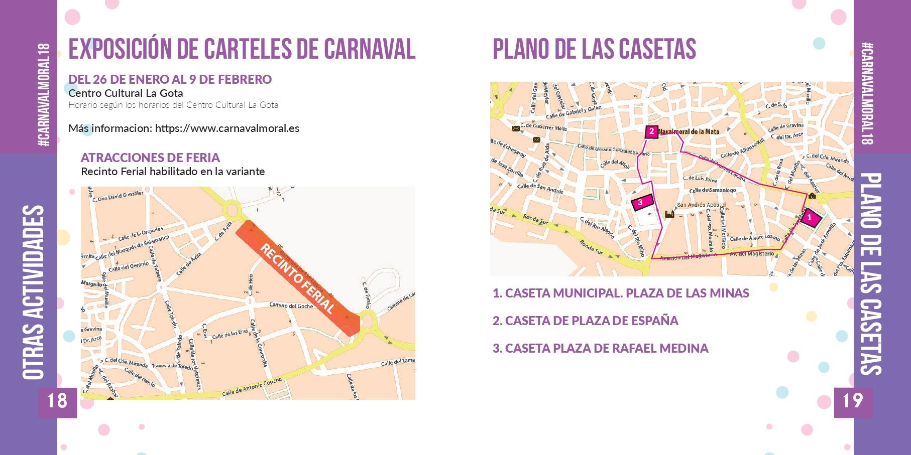 Carnaval del Campo Arañuelo 2018 10
