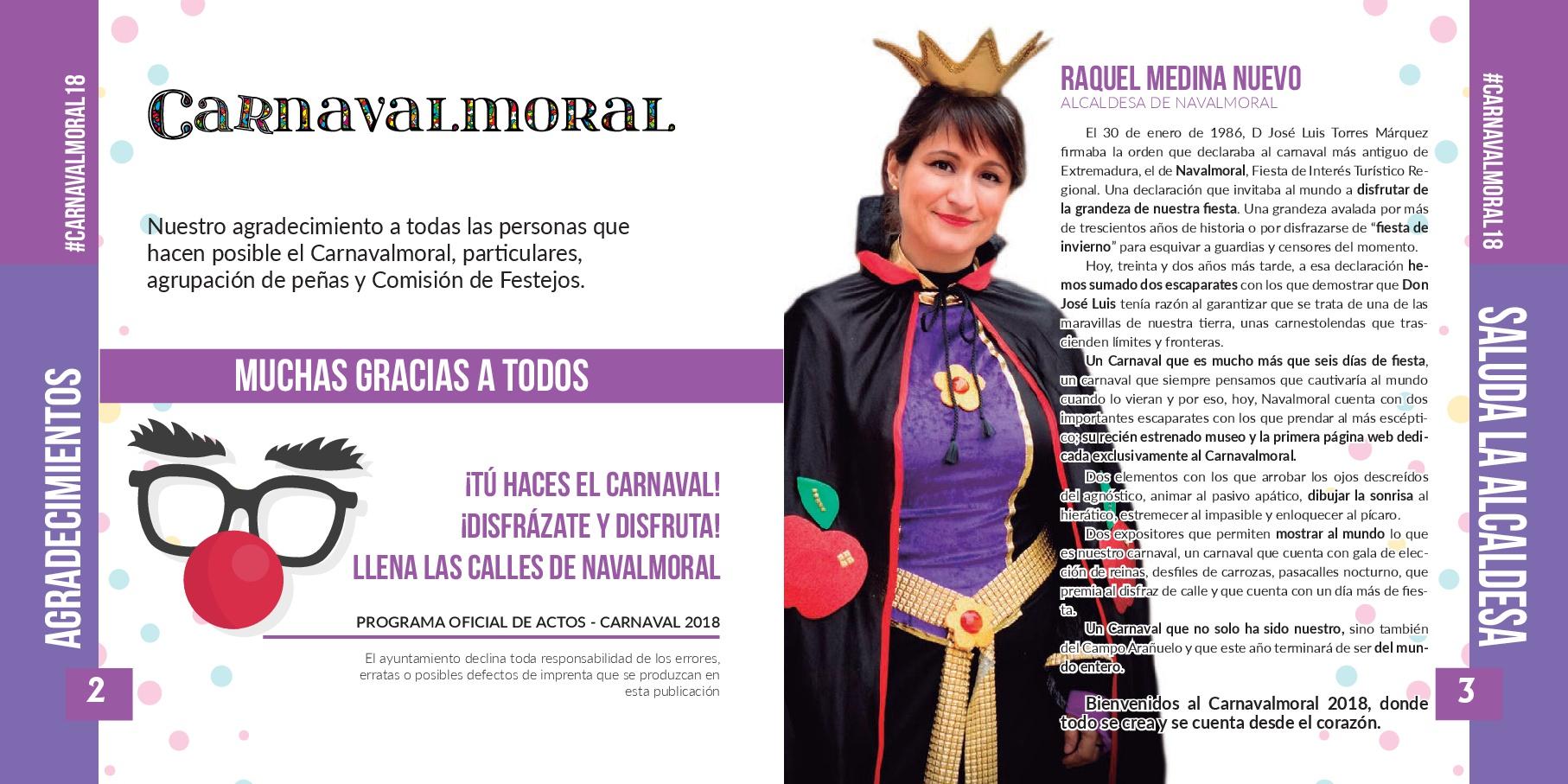 Carnaval del Campo Arañuelo 2018 2