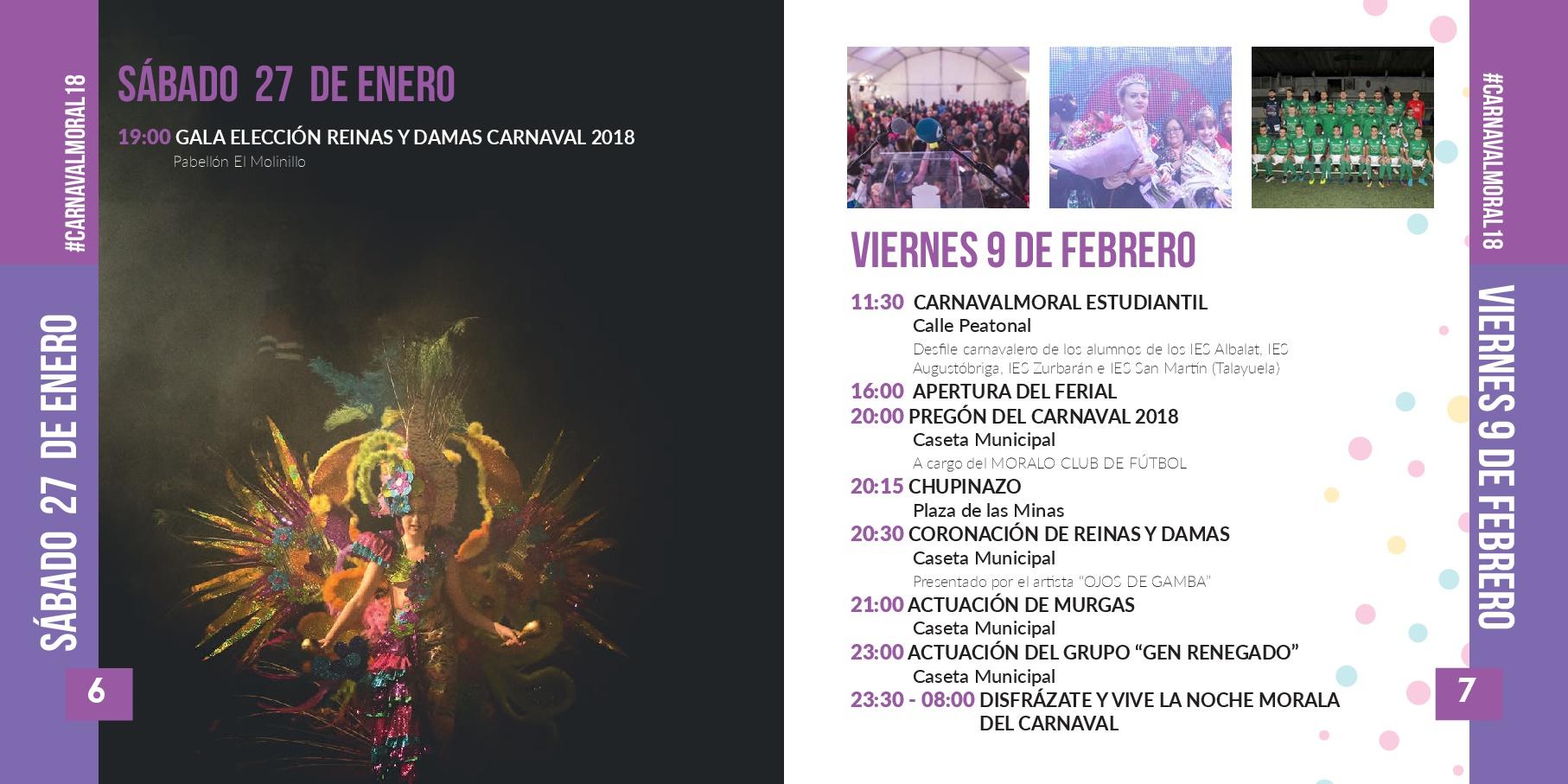 Carnaval del Campo Arañuelo 2018 4