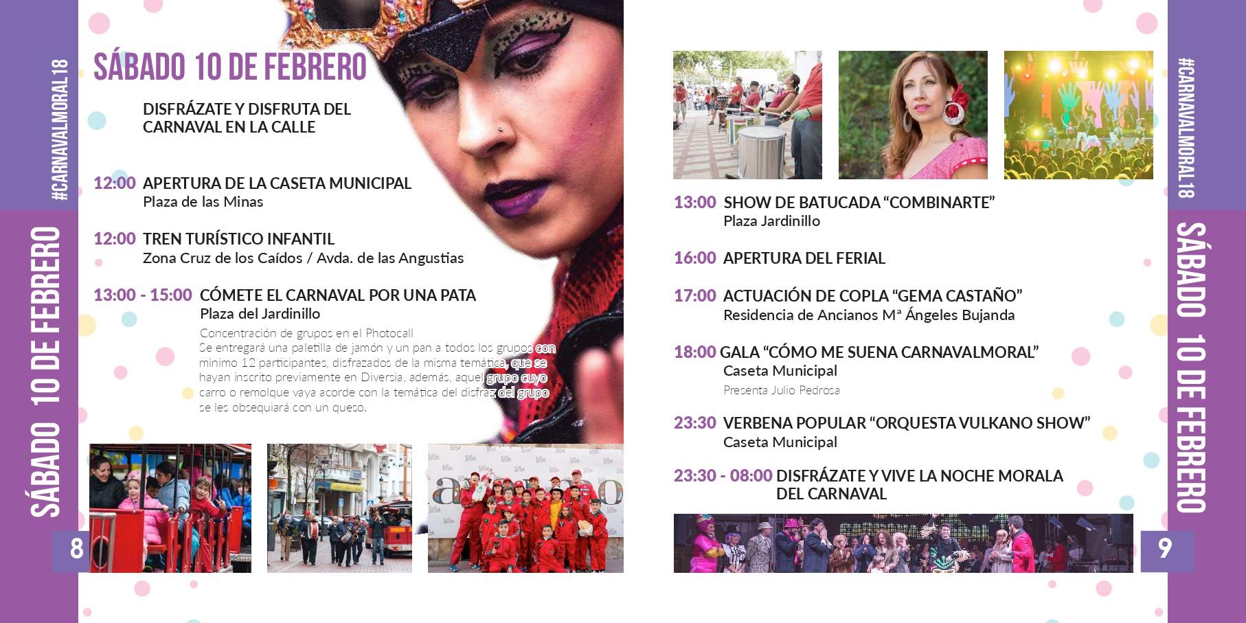 Carnaval del Campo Arañuelo 2018 5