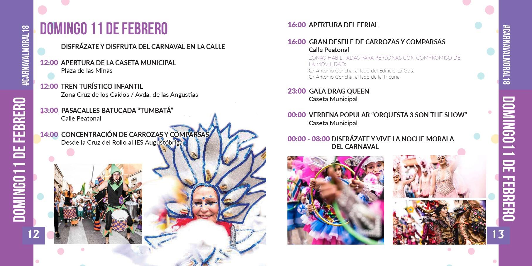 Carnaval del Campo Arañuelo 2018 7