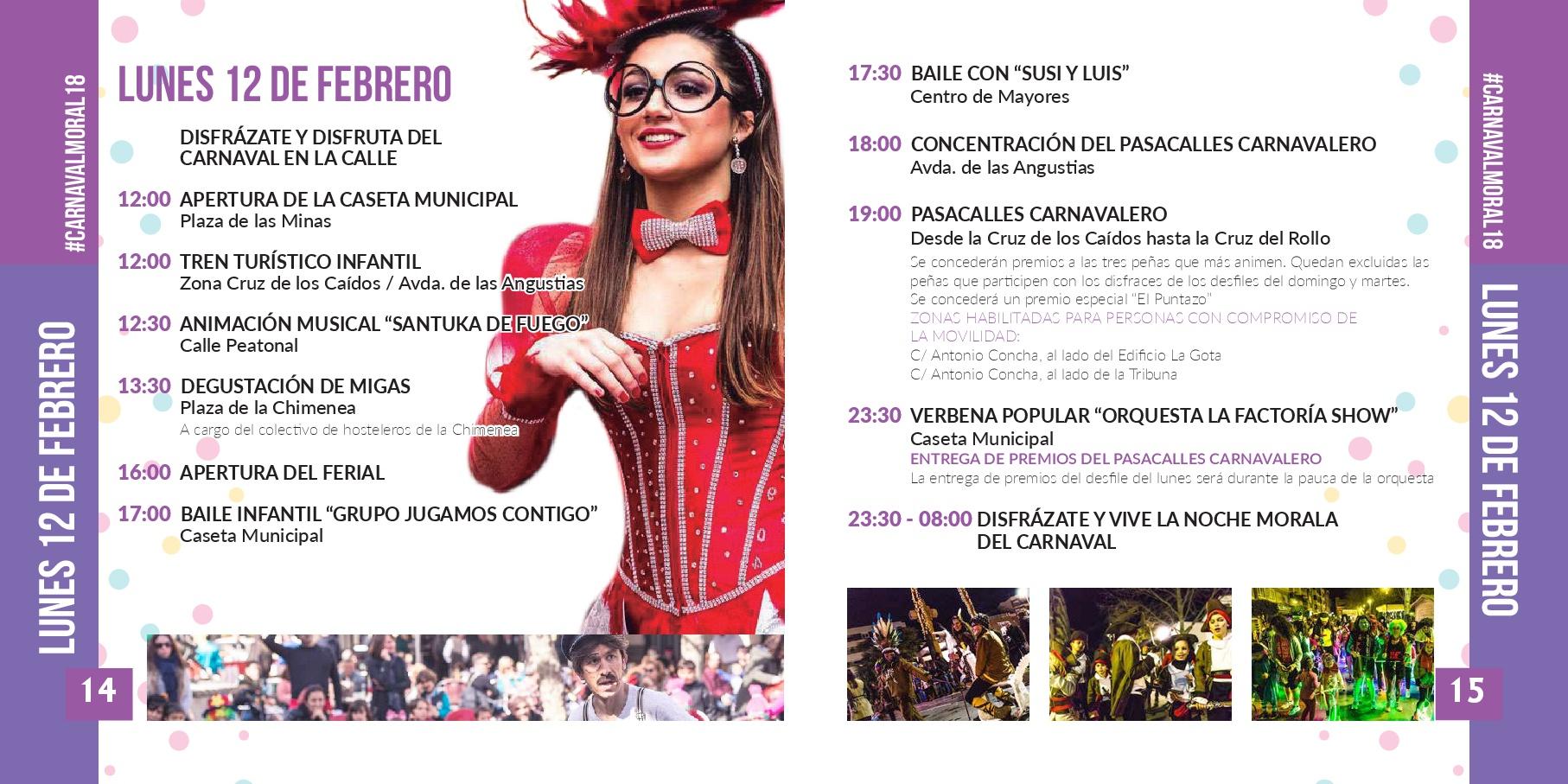 Carnaval del Campo Arañuelo 2018 8