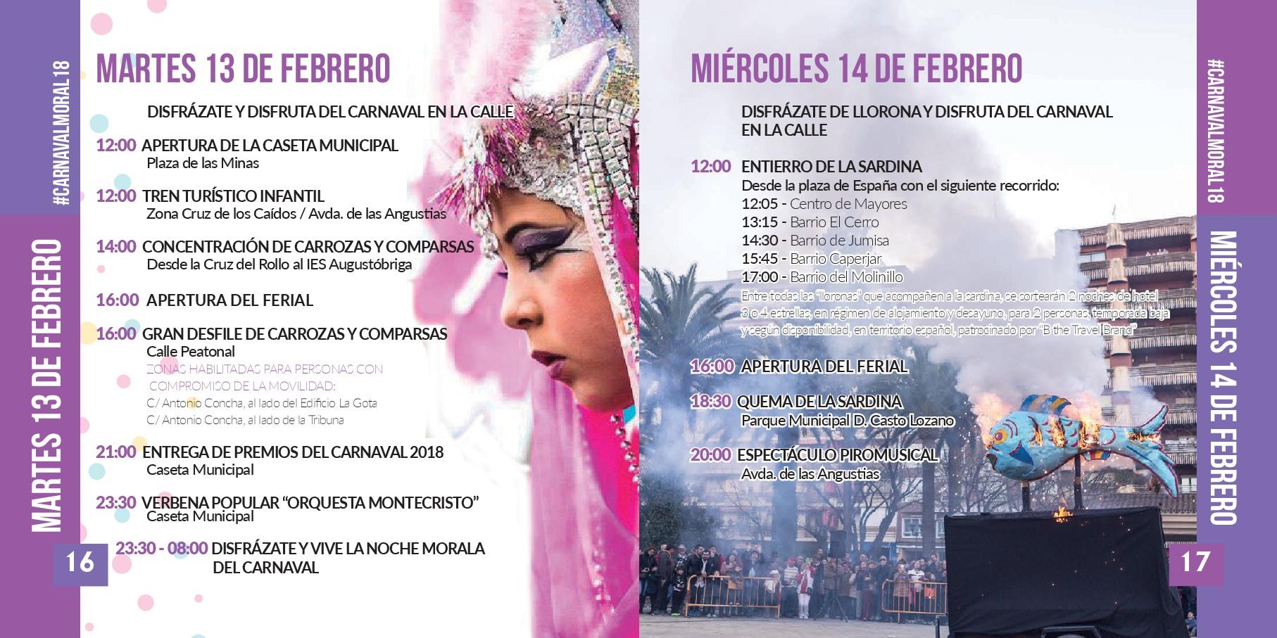 Carnaval del Campo Arañuelo 2018 9