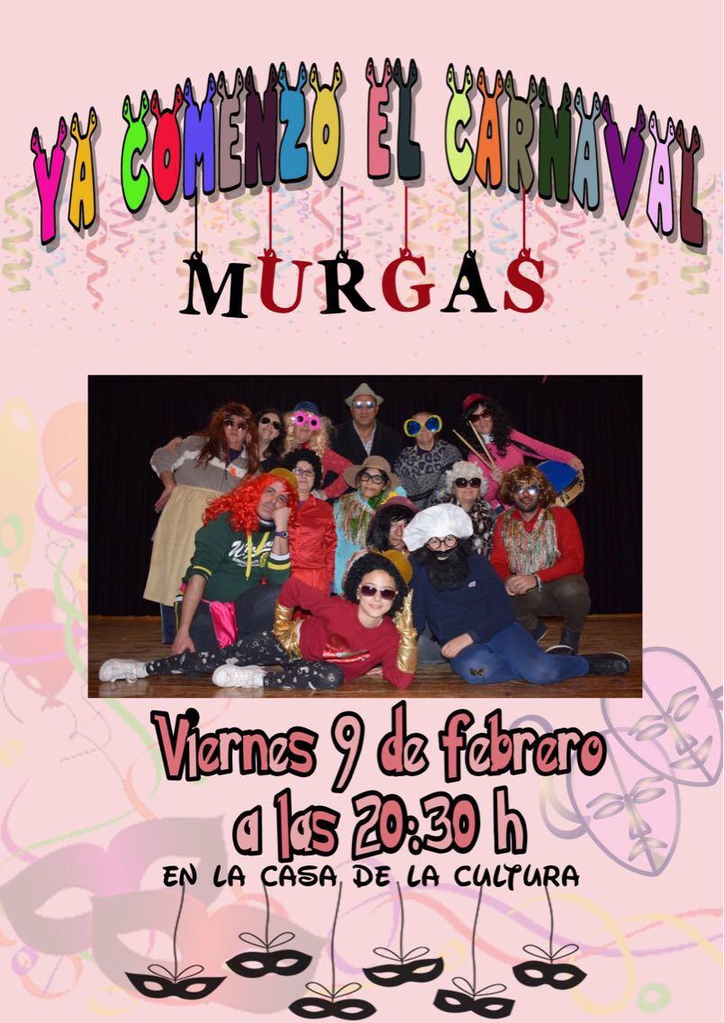 Murgas 2018 - Alía