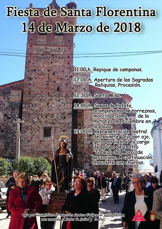 Fiesta de Santa Florentina