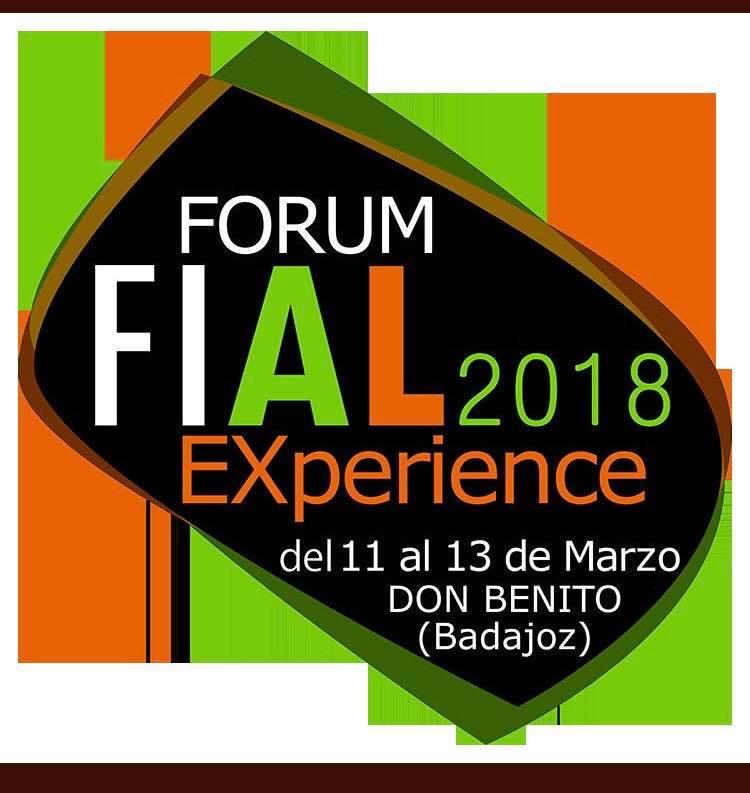 Forum FIAL 2018 - Don Benito