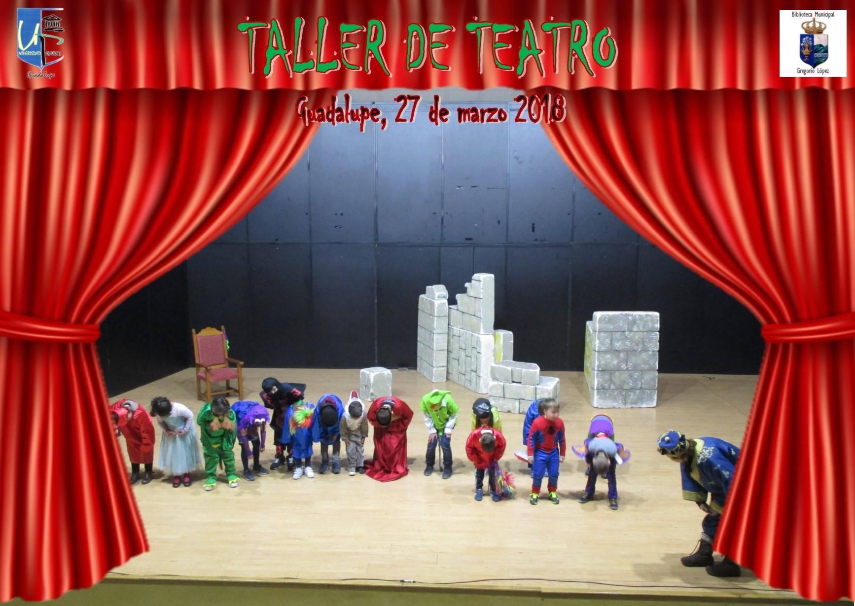 Teatro 2018 - Guadalupe