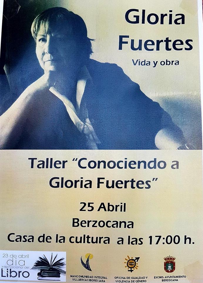 Conociendo a Gloria Fuertes 2018 - Berzocana