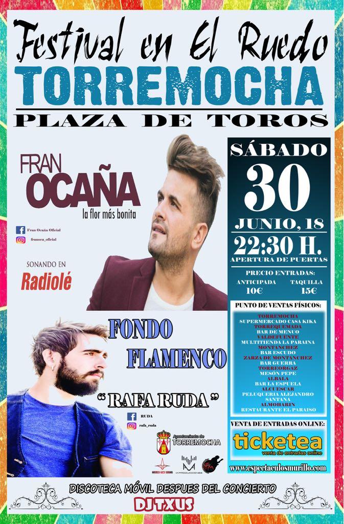 Festival en El Ruedo 2018 - Torremocha