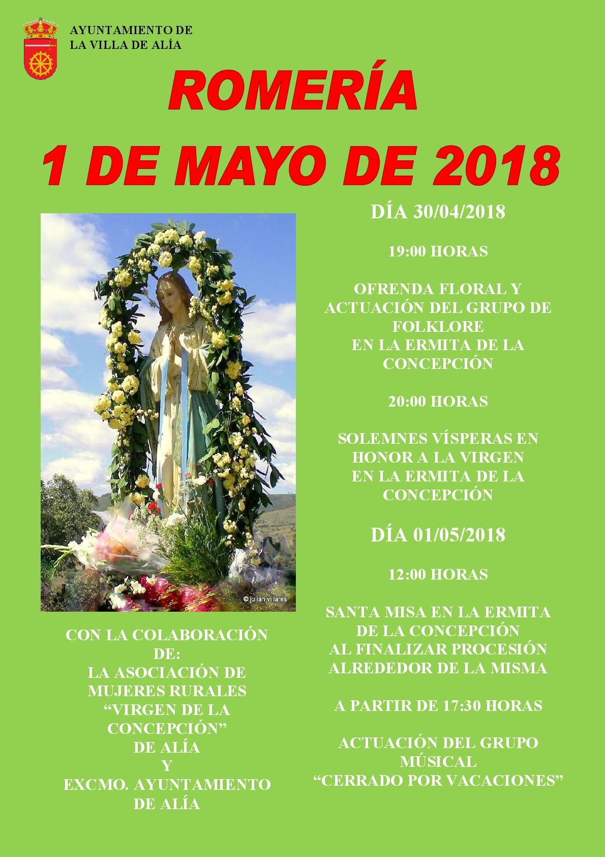 Romería 2018 - Alía