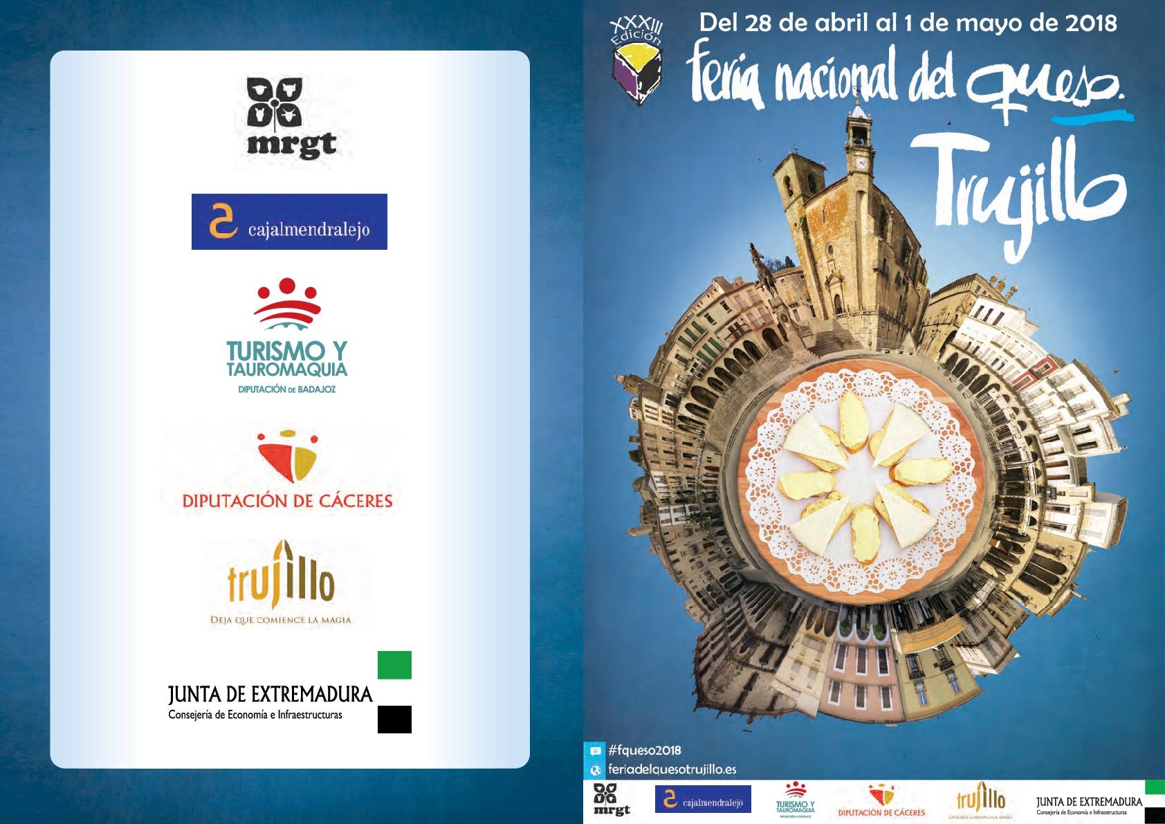 XXXIII Feria nacional del queso - Trujillo 1