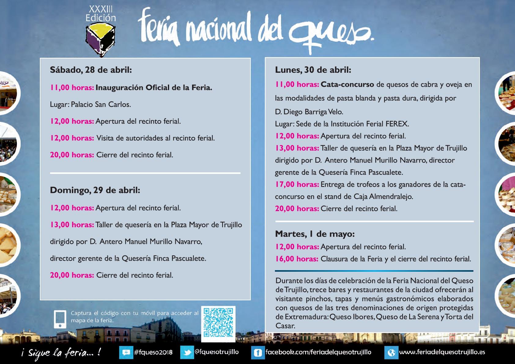 XXXIII Feria nacional del queso - Trujillo 2