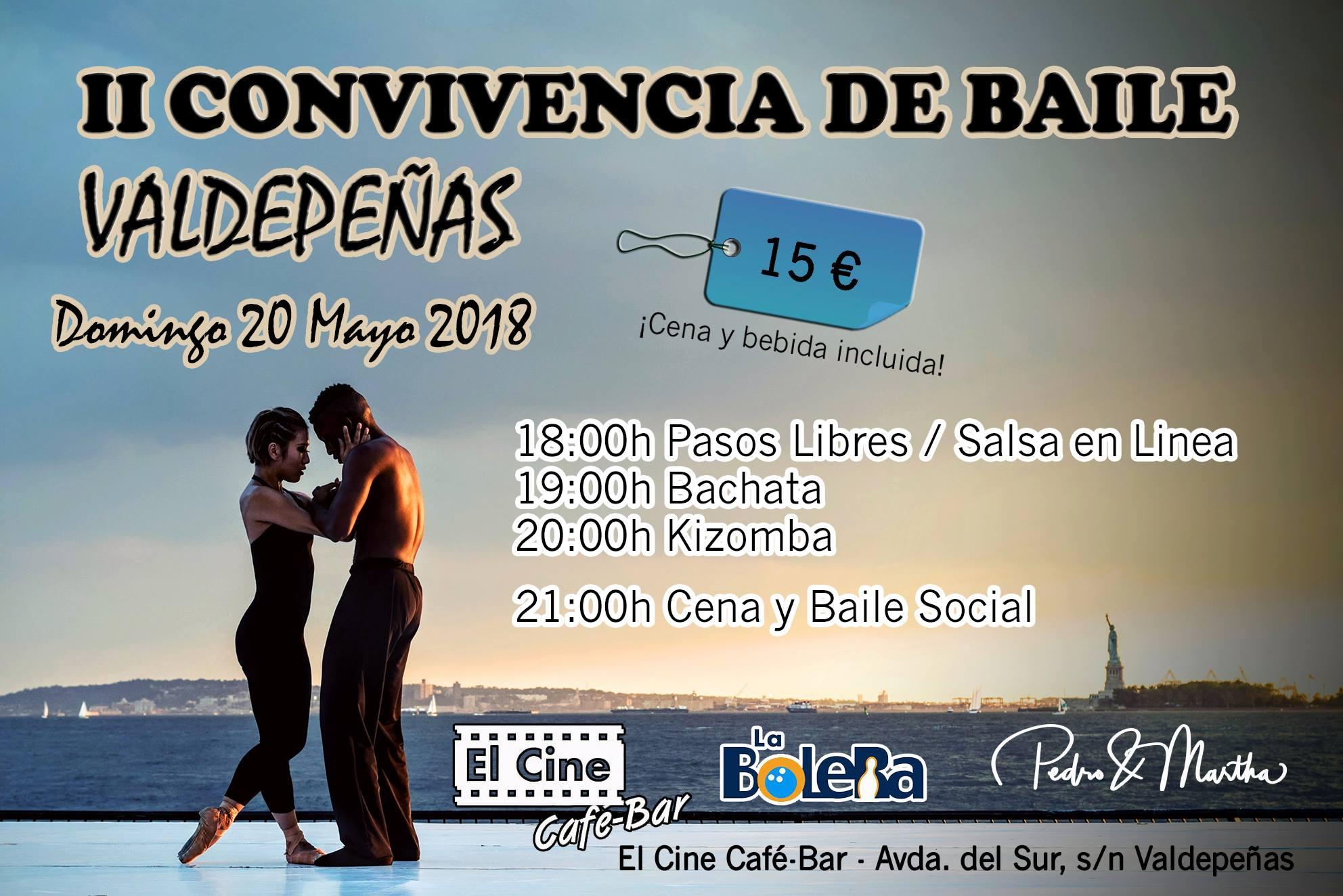 II Convivencia de baile - Valdepeñas (Ciudad Real)