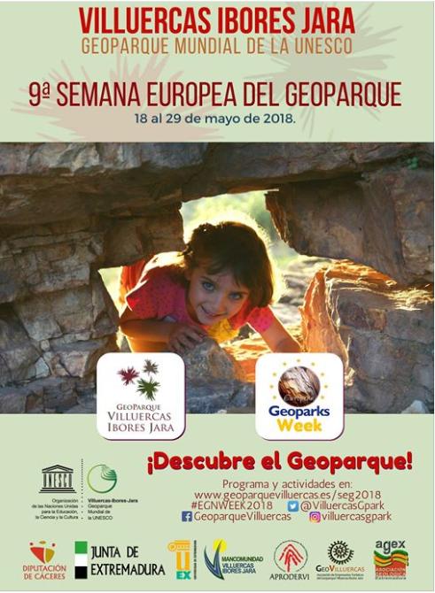 IX Semana Europea del Geoparque