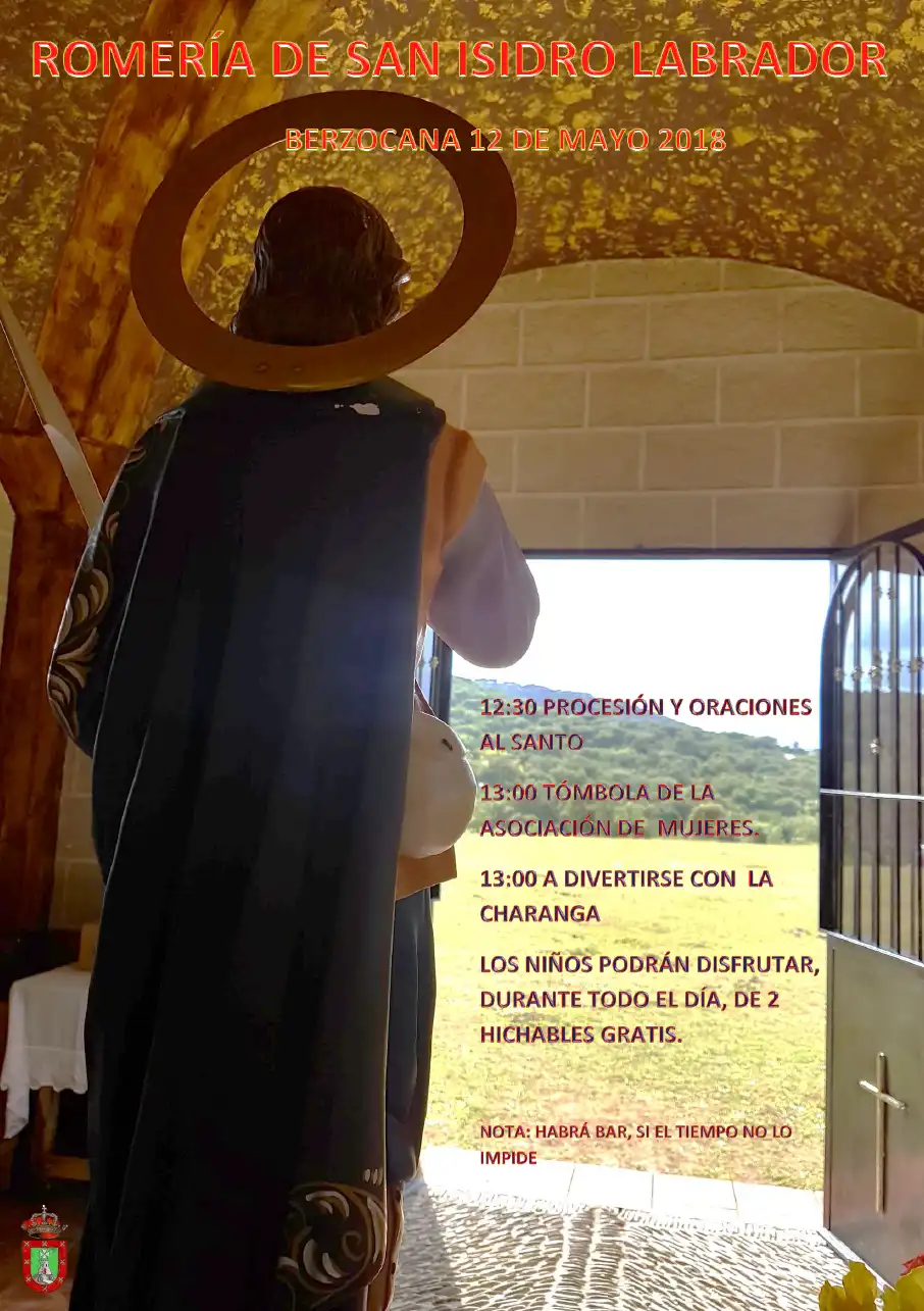 Romería de San Isidro Labrador 2018 - Berzocana