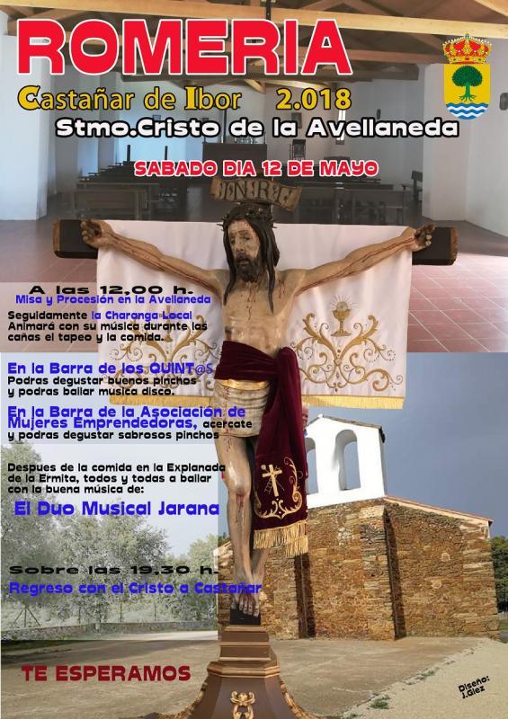 Romería del Cristo de la Avellaneda 2018 - Castañar de Ibor