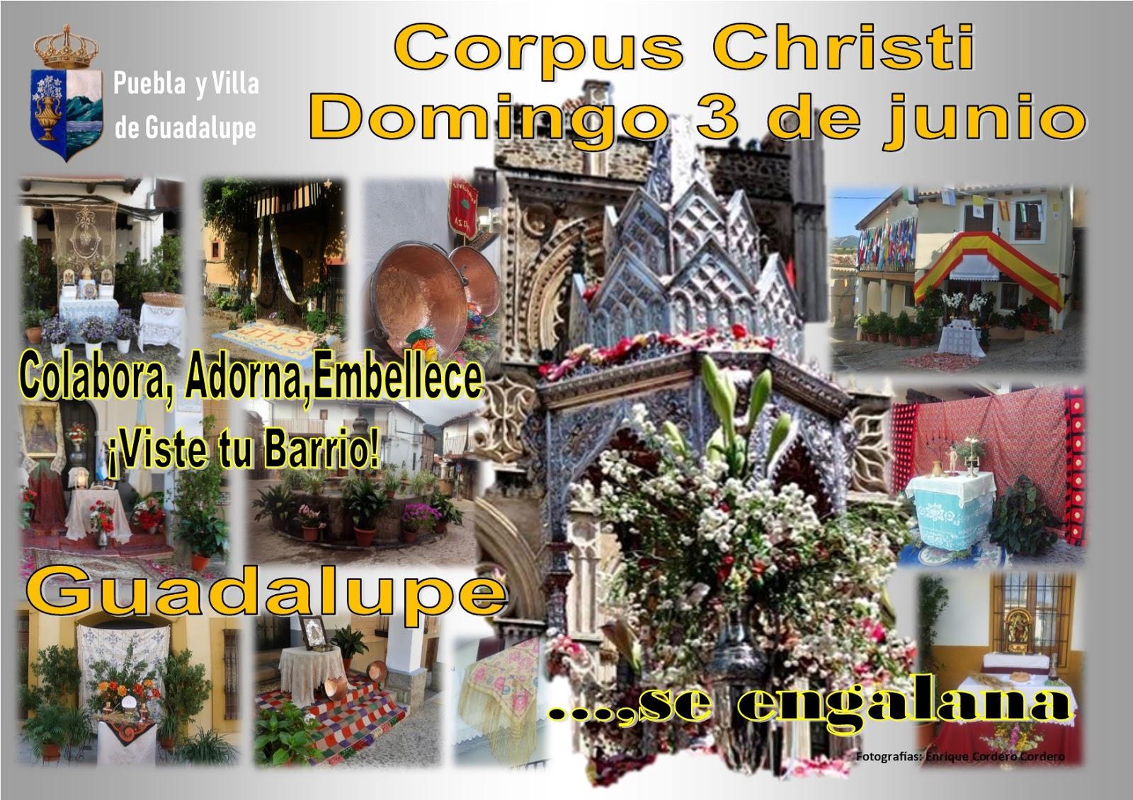 Corpus Christi 2018 - Guadalupe