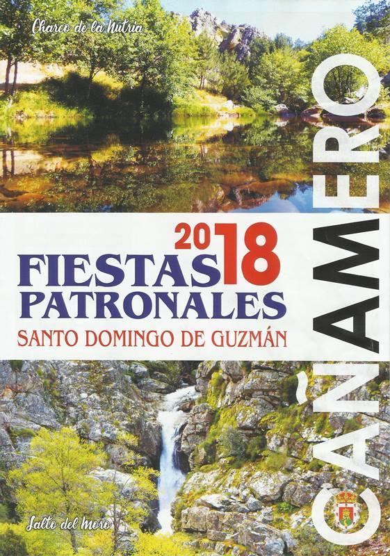 Fiestas patronales 2018 - Cañamero 1
