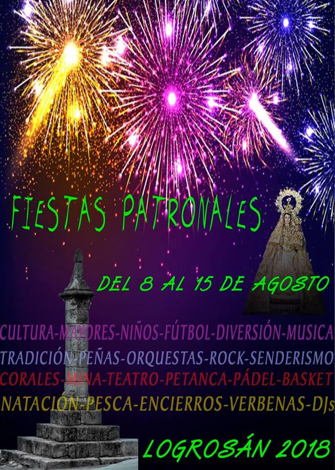 Fiestas patronales 2018 - Logrosán 1