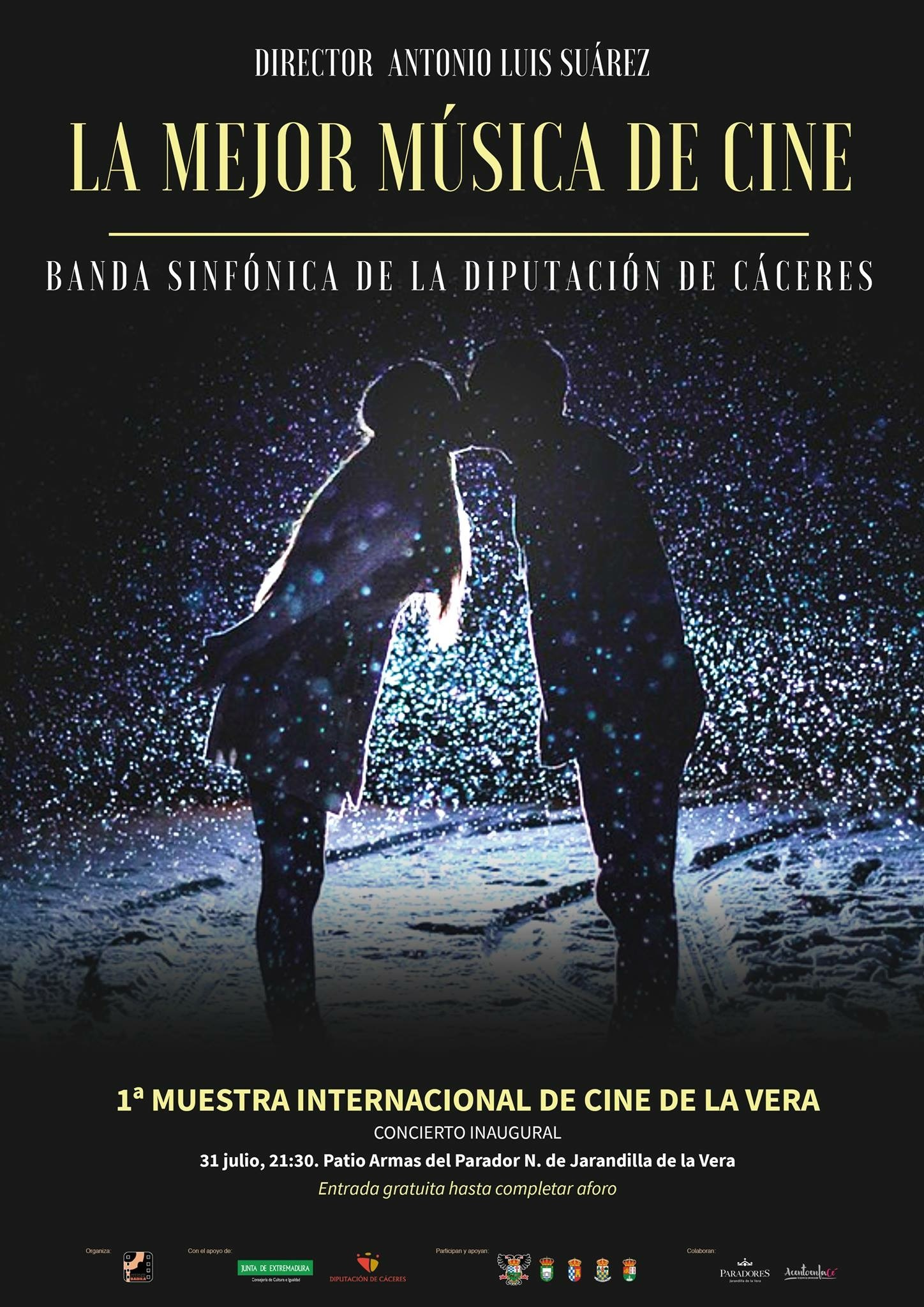 I Muestra internacional de cine de la Vera - Jarandilla de La Vera